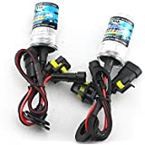 LUO 9006/HB4 6000K Xenon HID Lights Bulb lamp For Car Single Beam Replacement Headlight 35W