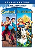 Sinbad: Legend of Seven Seas & Road to El Dorado [DVD] [Region 1] [US Import] [NTSC]