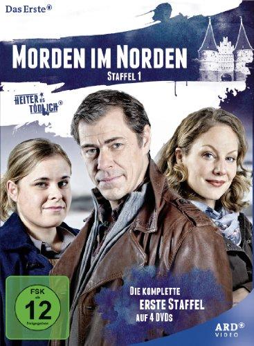 Morden im Norden - Die komplette Staffel 1 (Heiter bis tödlich) [4 DVDs]