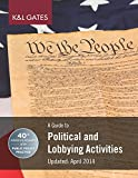 img - for A Guide to Political and Lobbying Activities book / textbook / text book