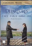 Departures DVD for All Region, NTSC with Englisg Subtitle