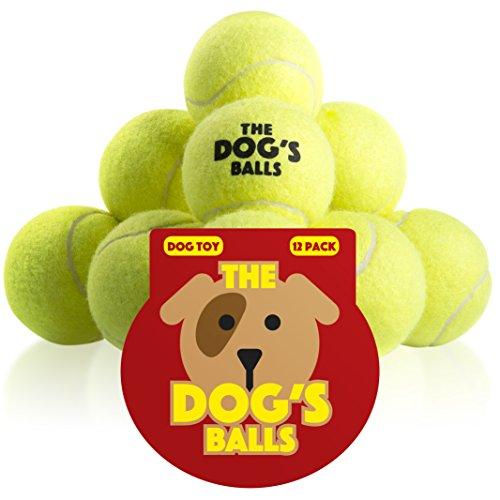 der-hundeball-12-pack-extra-haltbare-tennisballe-fur-hunde-hundeballe-die-in-alle-standard-werfwerkz