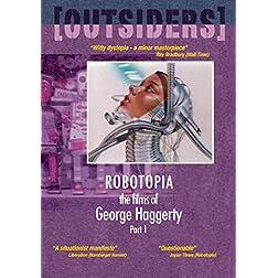 Films Of George Haggerty Part 1: Robotopia/Mall Time/Hamburger Hamlet