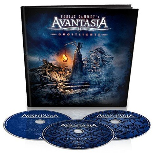 Avantasia - Ghostlights (Limited Edition Earbook)
