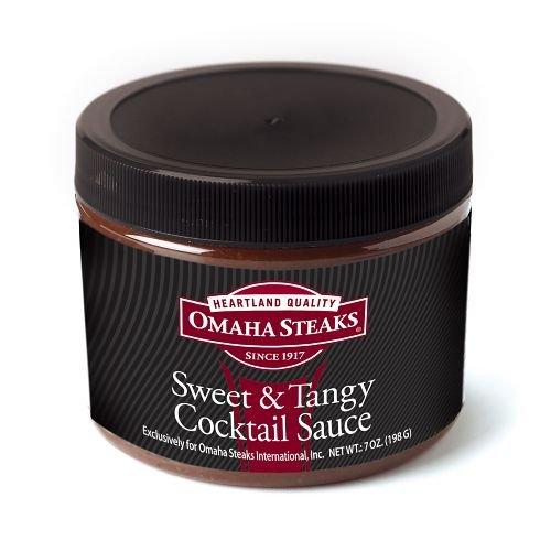 Omaha Steaks Sauces