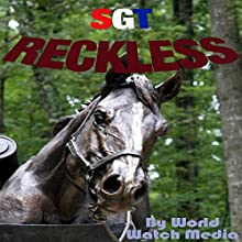 Sgt. Reckless: America's Favorite War Horse Audiobook by  World Watch Media Narrated by Millian Quinteros