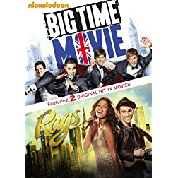 Nickelodeon Double Feature (Big Time Movie / Rags)