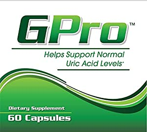 Uric Acid Support - Inflammation Supplement - 60ct
