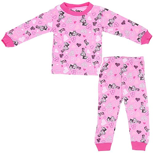 Baby Togs Baby Girls' Pajama