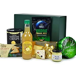 Highland Fayre Christmas Pudding Gift Hamper