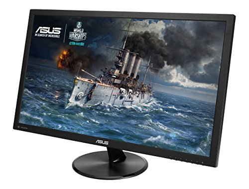 Asus-VP278Q-Gaming-Monitor-27-FHD-1920x1080-1ms-DP-HDMI-D-Sub-Low-Blue-Light-Flicker-Free-TUV-Certified