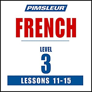 French Level 3 Lessons 11-15 Rede
