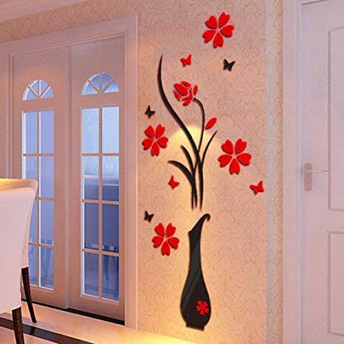 vovotrader22-60cm-chambre-stickers-muraux-decor-infinity-symbole-mot-amour-vinyle-art-rouge