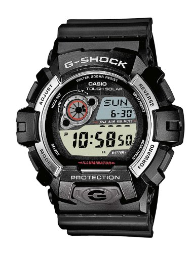 Casio Men's G-Shock Solar Collection Watch GR-8900-1ER