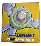Buzz Lightyear 3 Ring Binder - Toy Story Buzz Lightyear 3 Ring Folder [Toy]