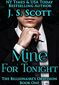 (FREE on 12/4) Mine For Tonight by J.S. Scott - http://eBooksHabit.com