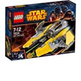 Lego Star Wars - 75038 - Jeu De Construction - Intercepteur Jedi