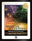 9780077606183: Loose-Leaf version Financial Accounting: Making the Connection w/ Connect Plus