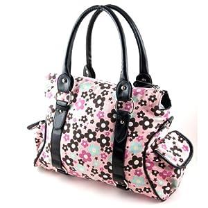 Yippydada Amore Baby Changing Bag (Floral) by Yippydada