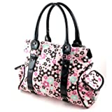 Giorry Yippydada Amore Baby Diaper Bag, Floral
