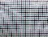 Arvind Men's Cotton Checkered Shirt Fabrics(ARV_29_Multicolour)