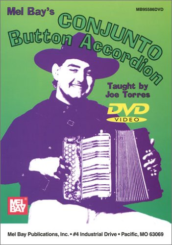 Mel Bay'S Conjunto Button Accordion