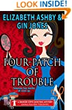 Four-Patch of Trouble: A Danger Cove Quilting Mystery (Danger Cove Mysteries Book 4)