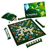 Scrabble Original Board Game (New Version) by Mattel