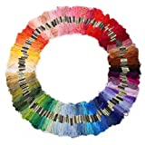 200 Skeins Stranded Deal CXC 100 Cotton Embroidery Thread Cross Floss Sewing