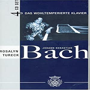 J.S. Bach-the Well Tempered Clavier