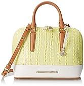 Brahmin Limelight Lady Vineyard Vivian Top-Handle Bag