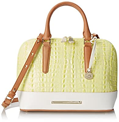 Brahmin Limelight Lady Vineyard Vivian Top-Handle Bag