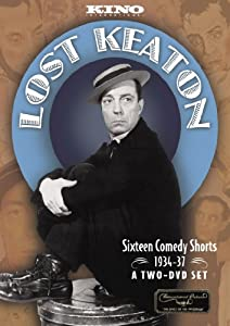 Lost Keaton Sixteen Comedy Shorts 1934-1937 by KINO INTERNATIONAL
