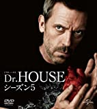 Dr.HOUSE/ 5 [DVD]
