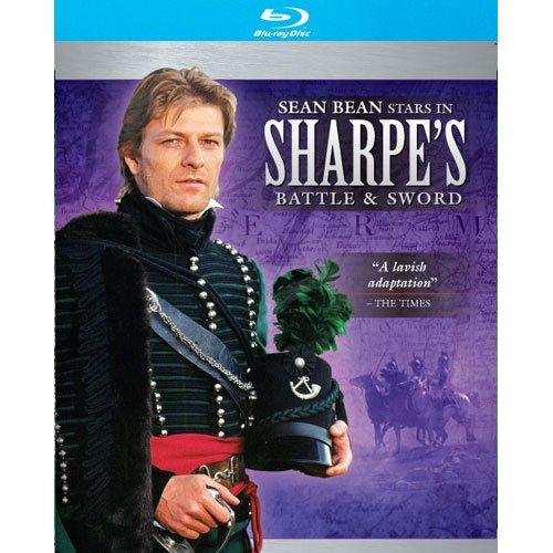 Cover art for  Sharpe's Battle & Sword [Blu-ray]
