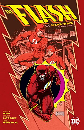 the-flash-by-mark-waid-book-one
