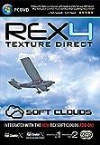 REX 4 Texture Direct - HD with Soft Clouds (FSX+P3D) (輸入版)