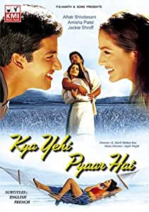 Kya Yehi Pyaar Hai (2002) (Hindi Film / Bollywood Movie / Indian Cinema DVD)