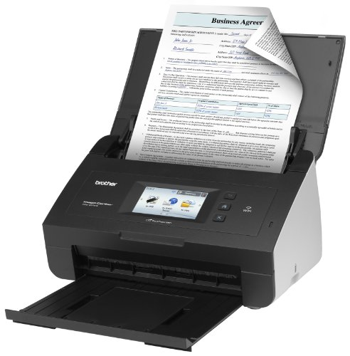51zIMjNYwoL. SL500  Brother Printer ADS2500W Document Scanner