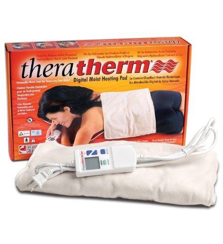 """Theratherm Digital Moist Heating Pad - Standard - 14"""" X 27"""""""