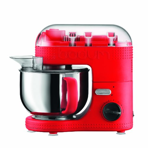Electric Stand Mixer 4 7Liter Red  Small Appliances For Kitchen