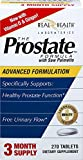 Real Health Laboratories Prostate Formula with Saw Palmetto-270 Tablets