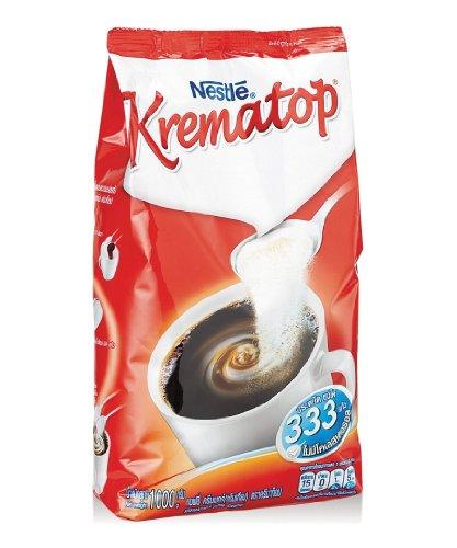 Nestle Krematop Coffee Creamer 1000-Grams Bag, 2-Count