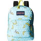 JanSport Unisex SuperBreak Blue Topaz/Oh Bananas One Size