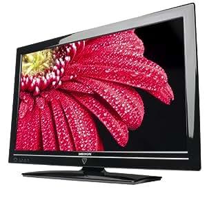Medion P12125 47 cm (18,5 Zoll) Fernseher (HD-Ready, DVD-Player, Twin Tuner)