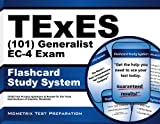 img - for TExES (101) Generalist EC-4 Exam Flashcard Study System: TExES Test Practice Questions & Review for the Texas Examinations of Educator Standards book / textbook / text book