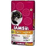 アイムス (IAMS) キャット インドア毛玉ケア 7歳以上用 うまみチキン味 猫用 5kg