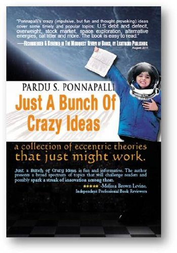 Today's Kindle Daily Deal —  Friday, July 27  – Two Great Reads for Under $3  — Save 79% on Deborah Smith's Richly Developed Romance On Bear Mountain, plus … Don't miss  Pardu Ponnapalli's  Just a Bunch of Crazy Ideas (Today's Sponsor)