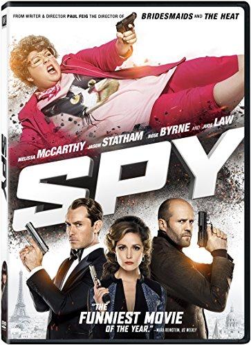 映画「SPY/スパイ」