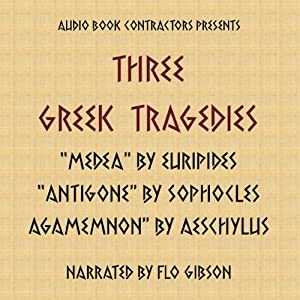 Three Greek Tragedies Audiobook
